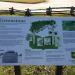 Greenstone information - Popcorn Overlook