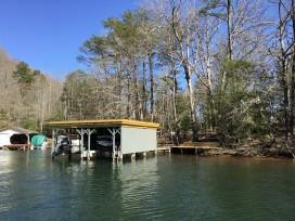 boathouse remodel