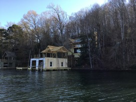 remodel and new boathouse