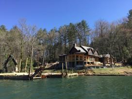 new home by Steve Jones Construction